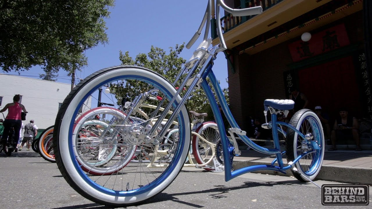 Behind Bars Inc Presents The 2013 Shiny Side Up Bicycl