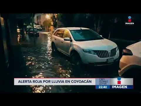 Las terribles lluvias azotan a la Ciudad de México otra vez | Noticias con Ciro Gómez Leyva