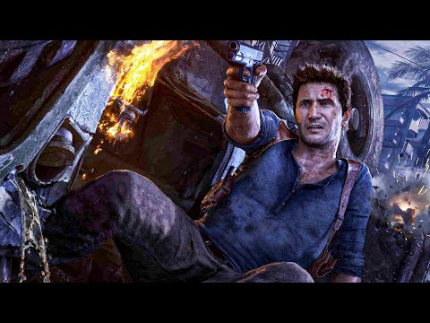 Uncharted 4 Walkthrough Part 1 PS4 Gameplay Demo (1080p HD)