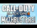 STEAL KILLSTREAKS!? (Call of Duty: Black Ops 3 Mythbusters)