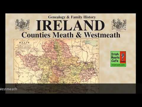 French Irish family name; Co. Meath- Westmeath, Ireland; Bono bed; UFOs; Frogs IF87