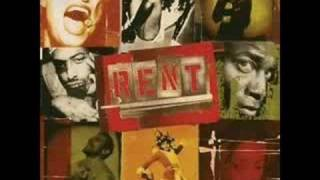 RENT- One Song Glory - Original Broadway Cast