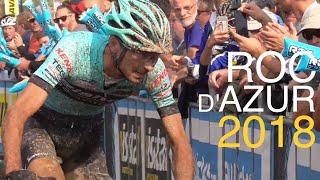 ROC D'AZUR 2018 VTT XC Hommes Départ Arrivée Men MTB Cross Country XCO Cup Race Course World Cycling