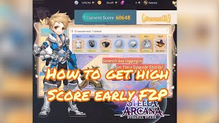 Stella Arcana - High Score Guide EarlyGame (Free to Play) screenshot 5