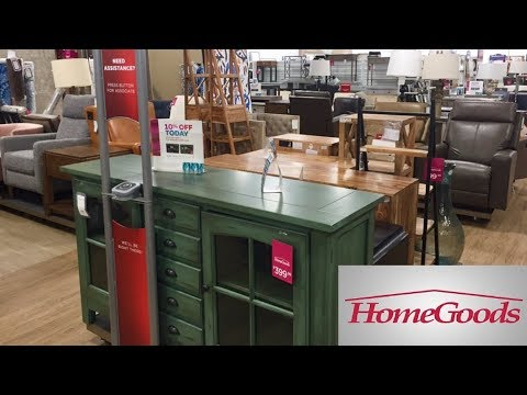 HOME GOODS FURNITURE ARMCHAIRS CHAIRS SOFAS HOME DECOR - SHOP WITH ME SHOPPING STORE WALK THROUGH 4K