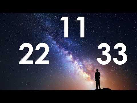 Quelle est la signification des chiffres (Maîtres Nombres) 11, 22, 33 ?