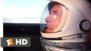 First Man (2018) - Landing the Test Plane Scene (1/10) | Movieclips