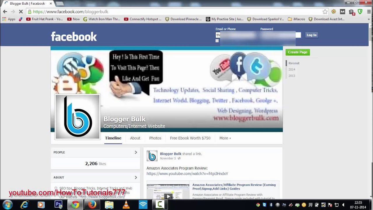 [2017 MAR] How To Change Facebook Page Name After 200