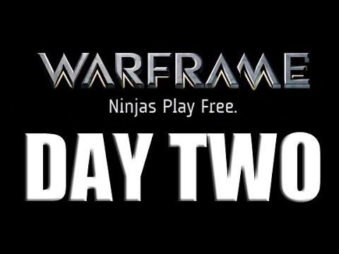 Warframe FTPlaythrough Day 2 - Stream Archive thumbnail
