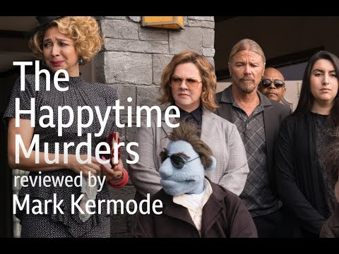 The Happytime Murders reviewed by Mark Kermode