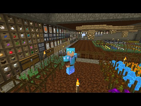Minecraft Regrowth - Ep 22 - Unlocking Certus Quartz