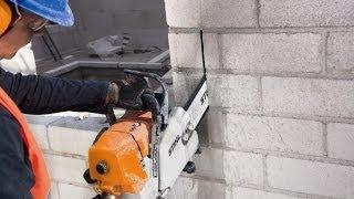 Бензорез цепной Stihl GS 461 (резка бетона,асфальта,кирпича)(, 2014-05-14T06:40:37.000Z)