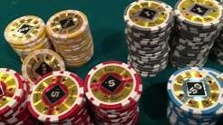Black Diamond Poker Chips