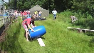 Fieldhockey video MHC Epe Bont en Blauw toernooi verslag