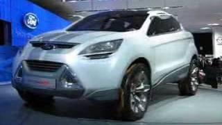 Ford Iosis X Concept Videos