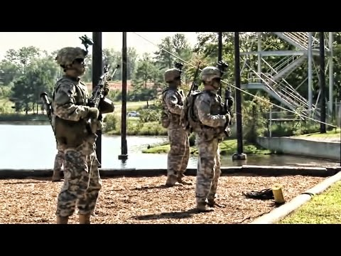U.S. Army Rangers • Trained To Be The Best