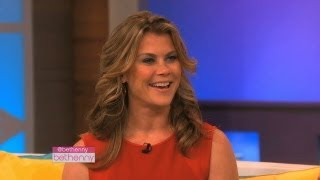 Alison Sweeney on Being Married to a Cop