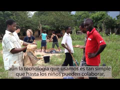 Current water situation in Togo, West Africa (Spanish subtitles)