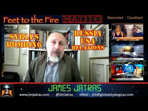 F2F Radio w/guest Jim Jatras on Syria/Russia/USA