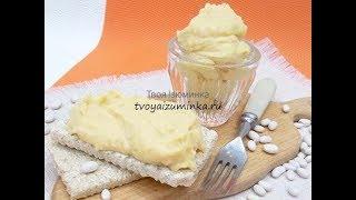Пюре из фасоли - рецепт постного диетического блюда