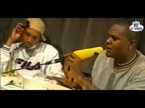 Del Tha Funkee Homosapien & Casual - Interview @ VIVA Word Cup 1997 (HQ)