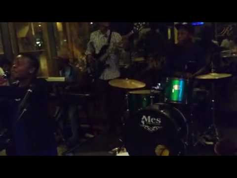 Karaoke Night at Rainbow Towers, Harare, Zimbabwe featuring Eva Kawadza and the Don't Know Band