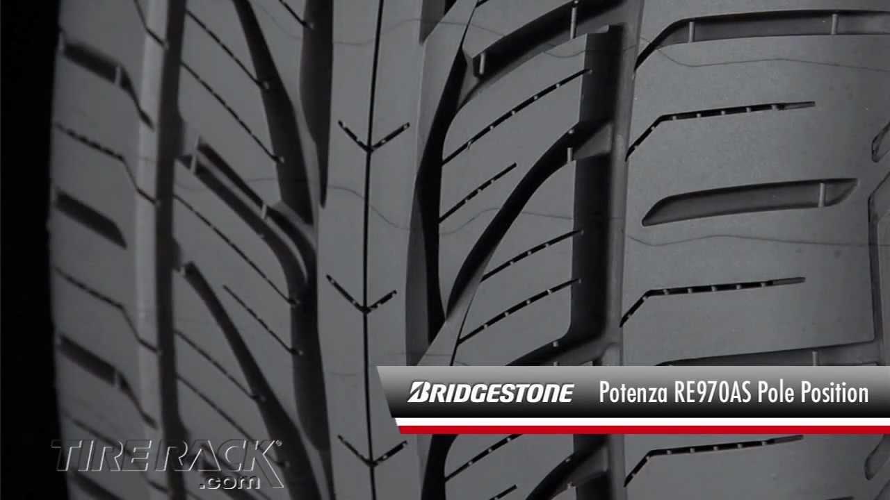 Bridgestone Potenza Re97As Review >> Tested Bridgestone S Potenza Re970as Pole Position Tire Rack