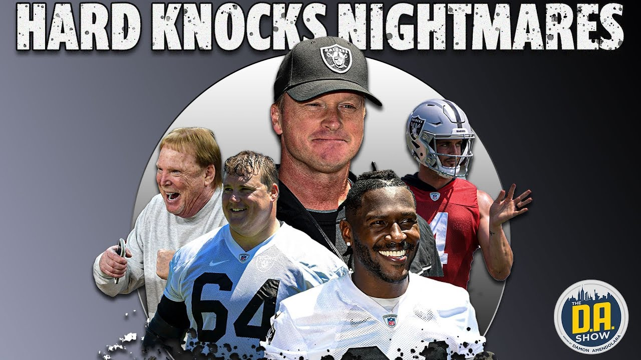 The Raiders on 'Hard Knocks' might be more soap opera than football show