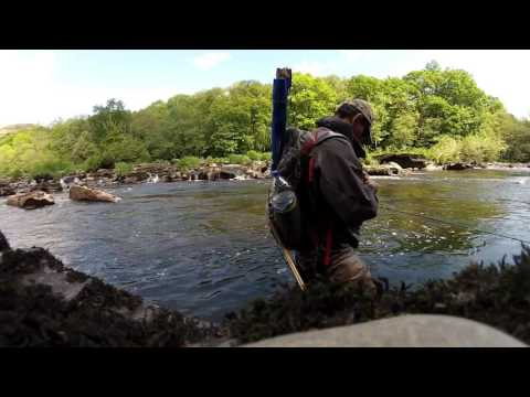 Nymphing in River Wye