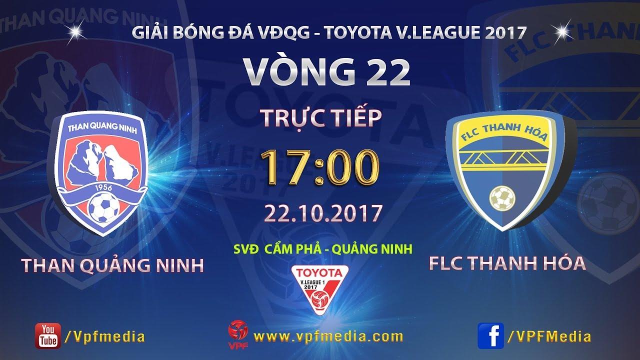 Xem lại: Than Quảng Ninh vs FLC Thanh Hóa
