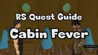 rs cabin fever guide runescape