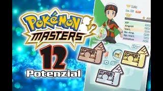 Pokemon Masters 12 - Wie funktioniert ein Potenzialpass ? 3 Sterne auf 5 Sterne upgraden - [GER]