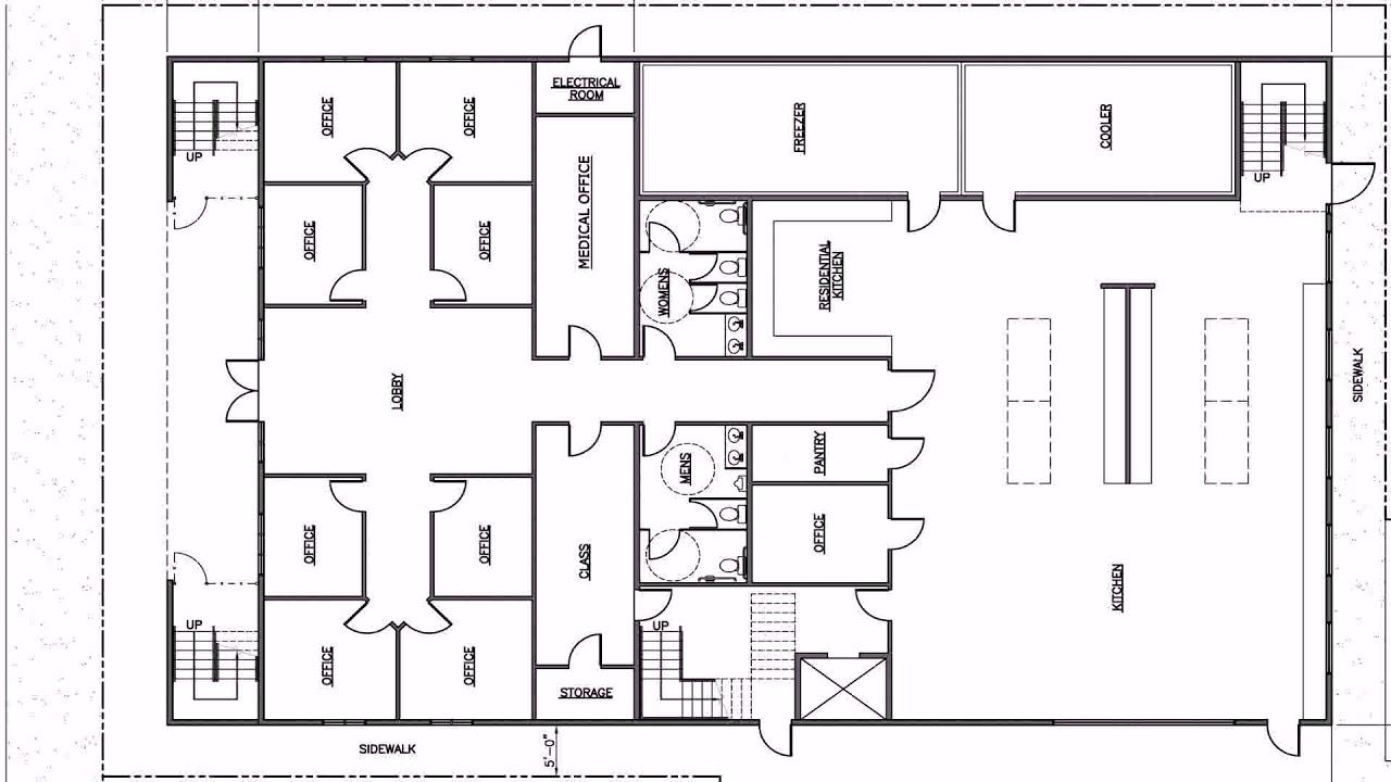 Floor Plans For Doctor Office Youtube