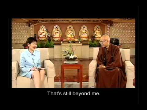 The best time to meditate and whether meditation is suitable for ... (GDD-973, Master Sheng-Yen)