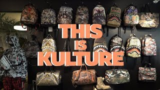 This is Kulture, Sprayground Takeover + Interview