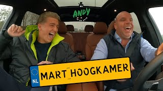 Mart Hoogkamer - Bij Andy in de auto! (English subtitles)