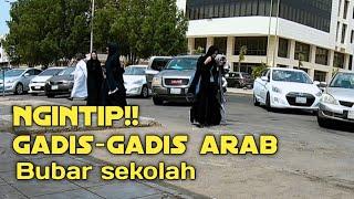 """LIHAT""""GADIS ARAB SAUDI BUBAR SEKOLAH"""