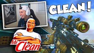I HIT A SUPER CLEAN SHOT! (KIND OF CALLED IT) BO2 Trickshotting
