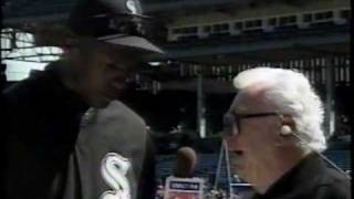 Michael Jordan - White Sox vs. Cubs 1994