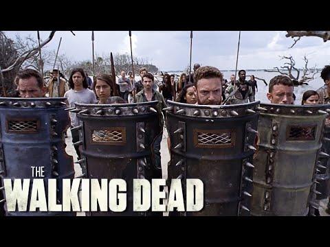 The Walking Dead Season 10 Comic Con Trailer