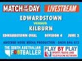 Edwardstown vs Kilburn SAAFL Div 4 Round 9