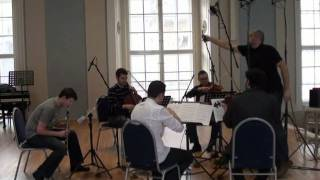 Irvin Venyš + Epoque Quartet recording new CD IrvinEpoque