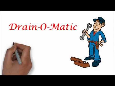 Drain-O-Matic Plumbing & Drain Cleaning