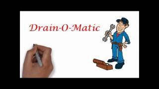Drain-O-Matic Plumbing & Drain Cleaning
