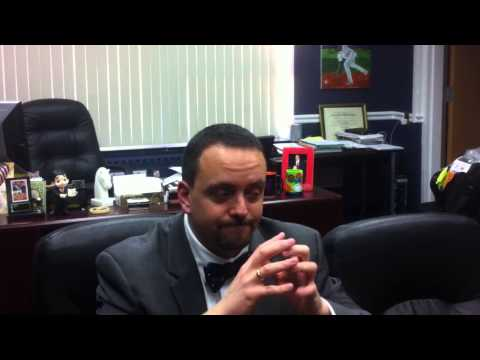 Principal Tony Sinanis: Cantiague Elementary School Interview