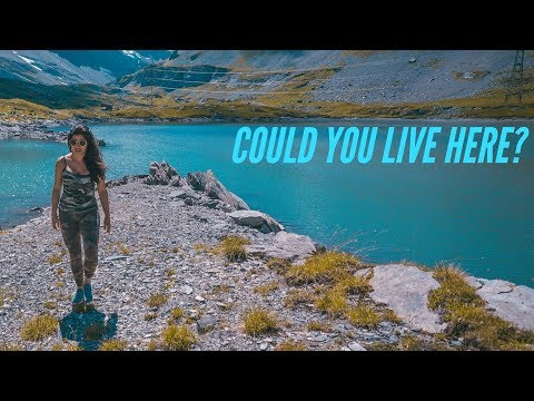 Could You Live Here ? | Leukerbad | Switzerland Travel Vlog 2