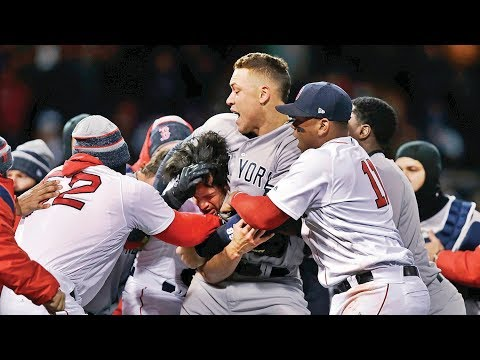 AARON JUDGE OWNING THE RED SOX (Highlights)