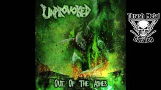 "Unprovoked   ""Out of the Ashes"" (Full Album - 2019) (USA)"