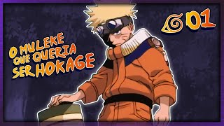 Ninja Trickery - Episode 1: THE BRAT WHO WANTED TO BE HOKAGE