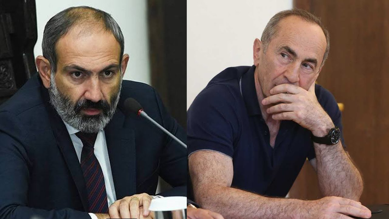 Роберт Кочарян отказался от гражданского иска против Никола Пашиняна